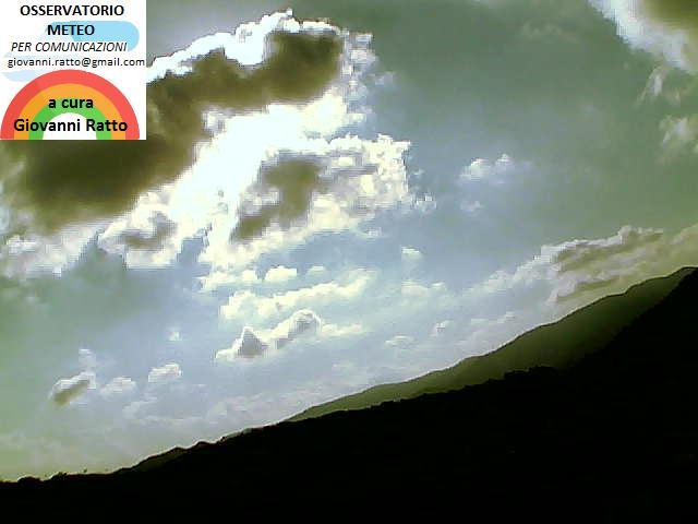 Webcam su Stella San Martino 330 metri slm