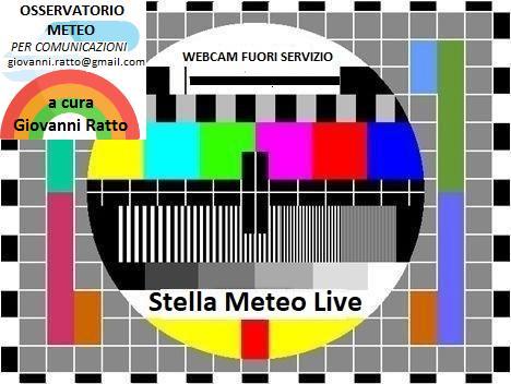 Webcam su Stella San Giovanni 266 metri slm